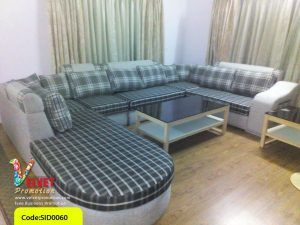 Grey Stylish sofa Sid0060