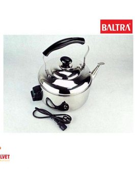 Baltra Bc-126 Solid 5.0L Electric Whistling Kettle – (Chrome/Black)