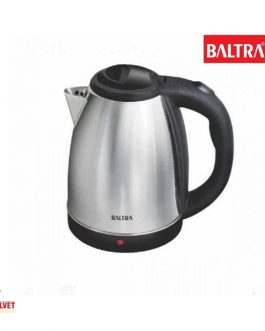 Baltra Bc-137 Super Fast 1.8L Cordless Kettle – (Chrome/Black)