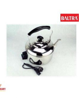 Baltra Solid Electric Whistling Kettle 4 Ltrs