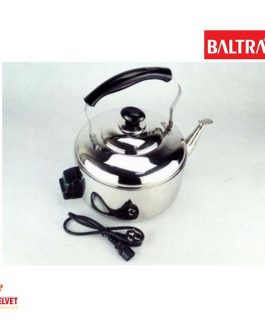 Baltra Solid Electric Whistling Kettle 6 Ltrs